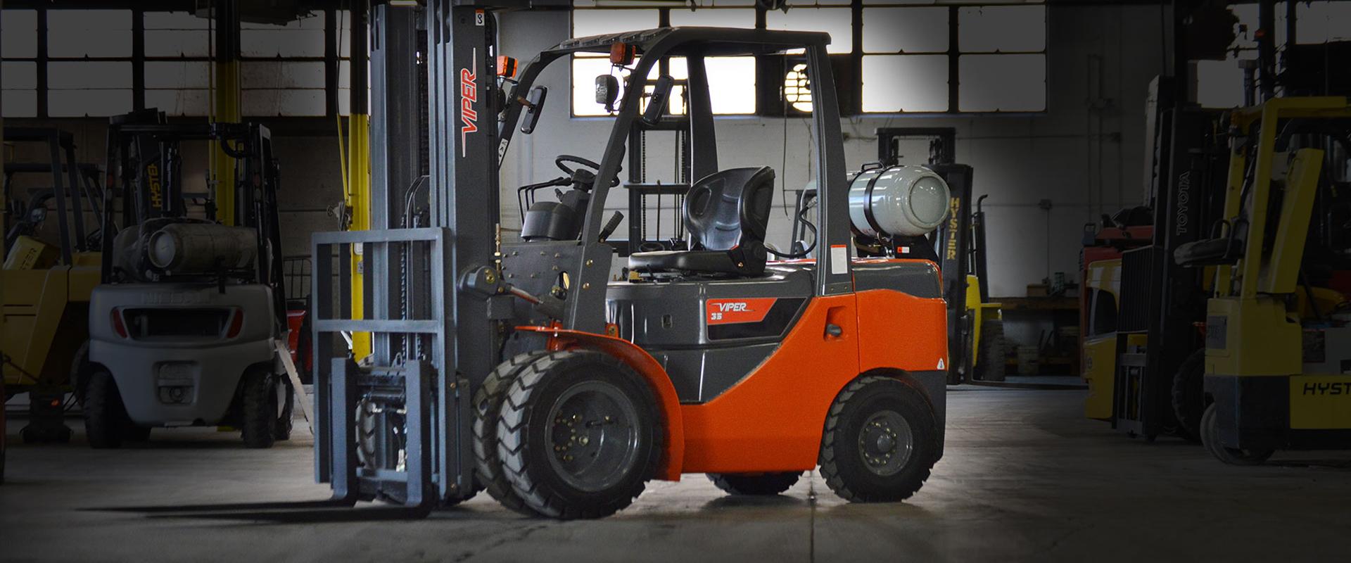 Barlas Forklift Video